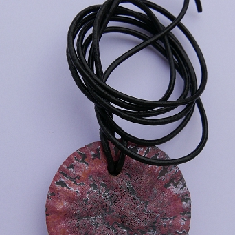 n-Copper Energy - QFL necklace